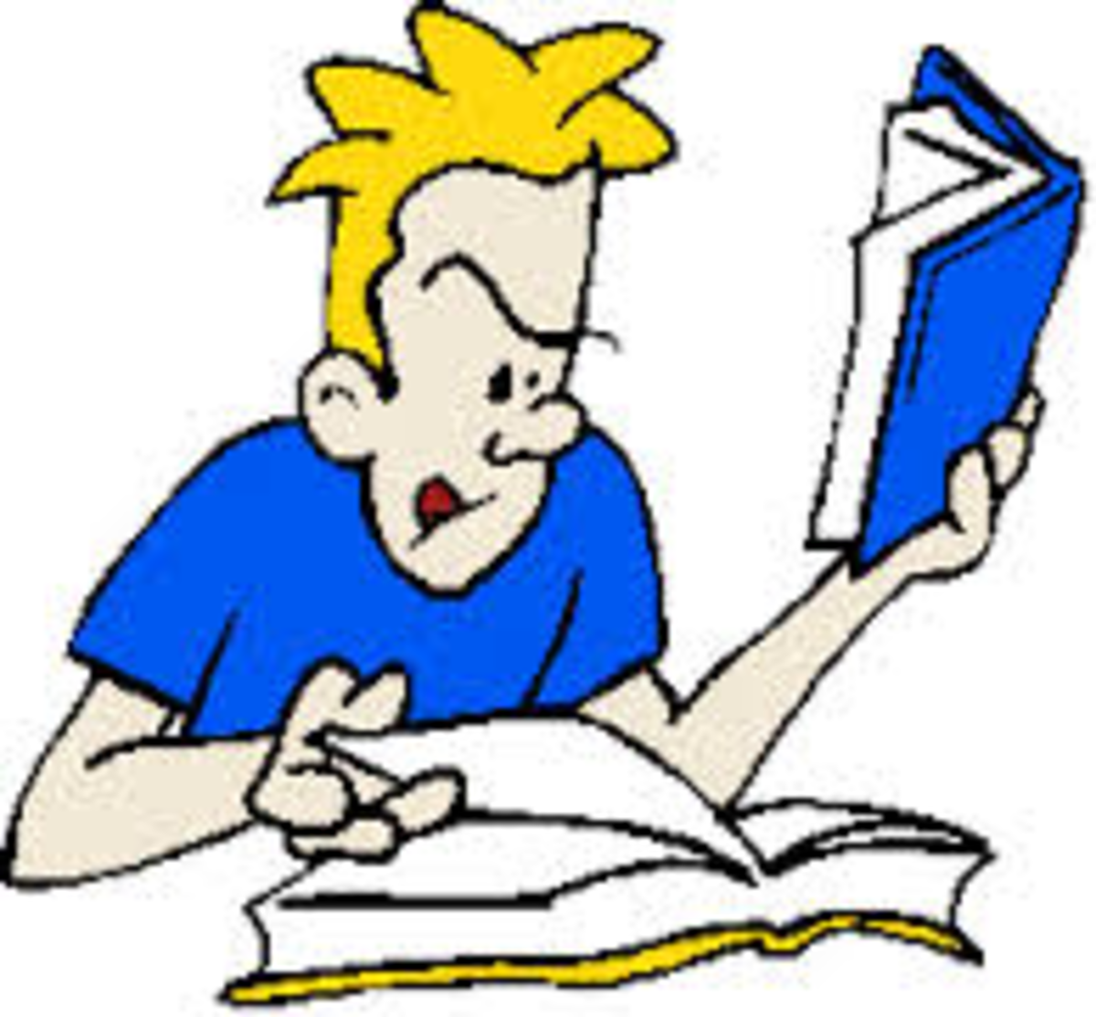Tips on how to develop good study habits