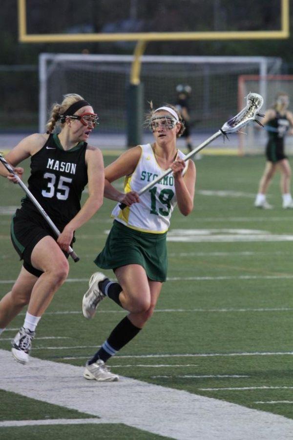 Girls lacrosse defeats rival