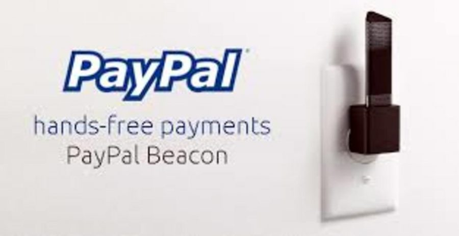 Ebay's PayPal launched a device called Beacon that lets stores identify and authenticates as they walk in. Beacon is easy to use and easy to setup. This will help stores increase security.  Image Credit by PayPal