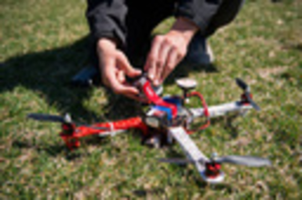 Students plan to build drones to get birds-eye-view of events. Drones will be hand built by students and teachers. The students will promote their abilities when their footage is aired on Spartan TV.
