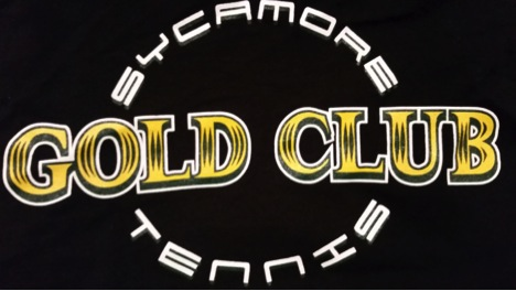 Gold Club is just one of the many offseason activities that both the boys and girls tennis teams partake in. Every Sunday, each player sends an email to Coach Mike Teets with their tennis playing activities from the past week. Participating in Gold Club can be an advantage when tryouts roll along.