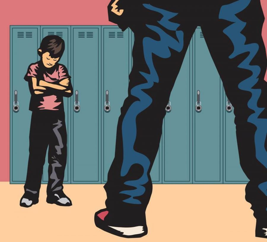 Hazing is a growing problem around the nation. It is defined as the imposition of strenuous, often humiliating, tasks as part of a program of rigorous physical training and initiation. Teachers and staff members are doing all they can to eliminate it.