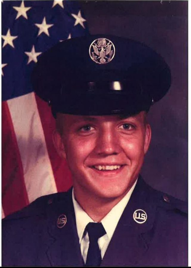 Mader served in the Air Force during the Cold War.  When he left the Air Force he had held the rank of Staff Sargent E5. He was stationed in Europe and in Omaha.