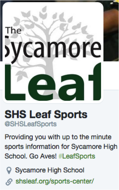 @SHSLeafSports will provide followers with instant sports updates for all SHS sports. Senior Alex Wittenbaum, and sophomore David Wertheim organize and run the page. Users that tweet with the hash tag #LeafSports will be retweeted by the page.