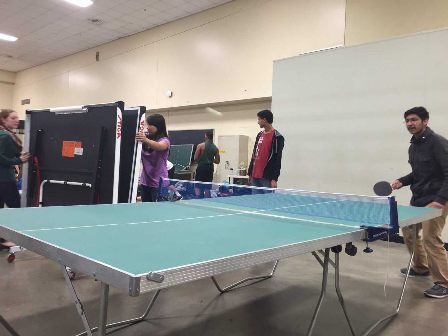Little+Drops+club+and+ping-pong+club+teamed+up++to+hold+the+first+ping+pong+tournament+to+raise+money+for+kids+in+India.+Sabari+Subramanian%2C+Jack+Loon+and+Will+Coleman+teamed+up+to+found+this+event.+Tickets+were+sold+at+lunch+the+week+before+for+five+each.