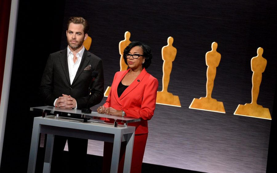Actor Chris Pine and Academy President Cheryl Boone Isaacs announce the nominees for the 87th annual Academy Awards. The ceremony will take place on Feb. 22 and be hosted by Neil Patrick Harris. Often the ceremony itself is remembered more than the awards.