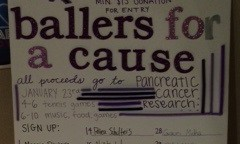 """Each year, Five Seasons Family Sports Club holds a fundraiser called """"Ballers for a Cause."""" It is an event where kids, young and old, get together and participate in fun activities. Requiring a minimum donation of $15, the event will be held on Friday, Jan. 23."""
