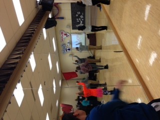 Students do Chinese warm ups, before learning Kung Fu manuevers.Kung Fu is a Chinese martial art, linked closely with Buddhist teachings.  It is also heavily feautured in many movies and shows.  Chinese dance includes both old and new dance.  Meetings take place in room 247 after school on Fridays.