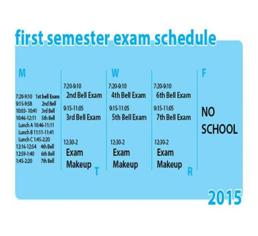 Exam+schedule
