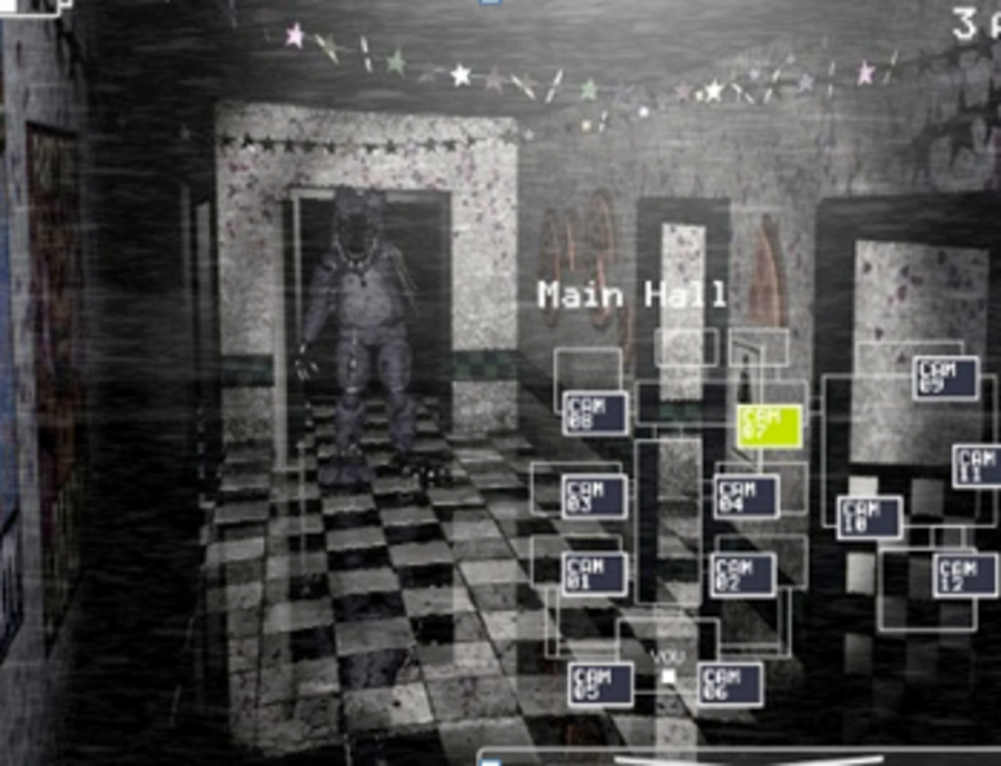 Five Nights at Freddy's is back to horrify students – The Leaf