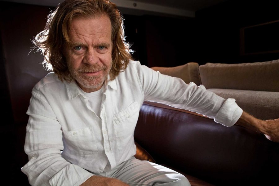"""Actor and director William H. Macy who plays alcoholic father Frank Gallagher. He has been awarded both a Prism and a Screen Actors Guild Award for his work on """"Shameless"""". Macy has been Golden Globe and Emmy nominated for his performance as well."""
