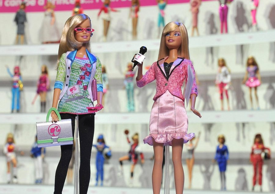 """The unveiling of Barbie's 125th and 126th careers. The influence the dolls have on young girls can be life changing. This closeness with the """"Hello Barbie"""" worries parents who do not want Mattel to hear their kids' deepest thoughts."""