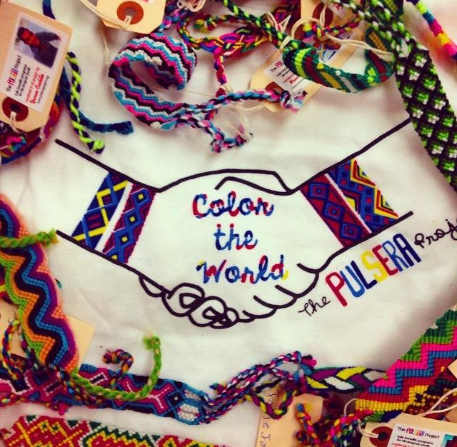 The Pulsera Project is a nonprofit organization that began in 2009. Their goal is to provide resources to educate and empower Nicaraguan and Guatemalan youth. The organization has raised over $1,500,000 with the help of volunteers across the United States.