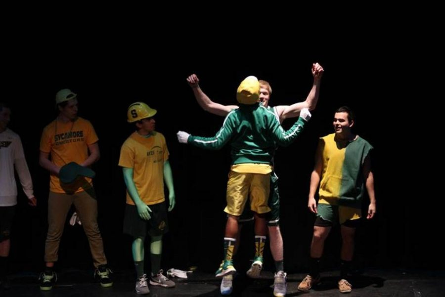 The Mr. Sycamore pageant will be taking place this Fri. at 7:30 pm in the little theater.  The competition will consist of four distinct sections. All the money will be going toward diabetes research.
