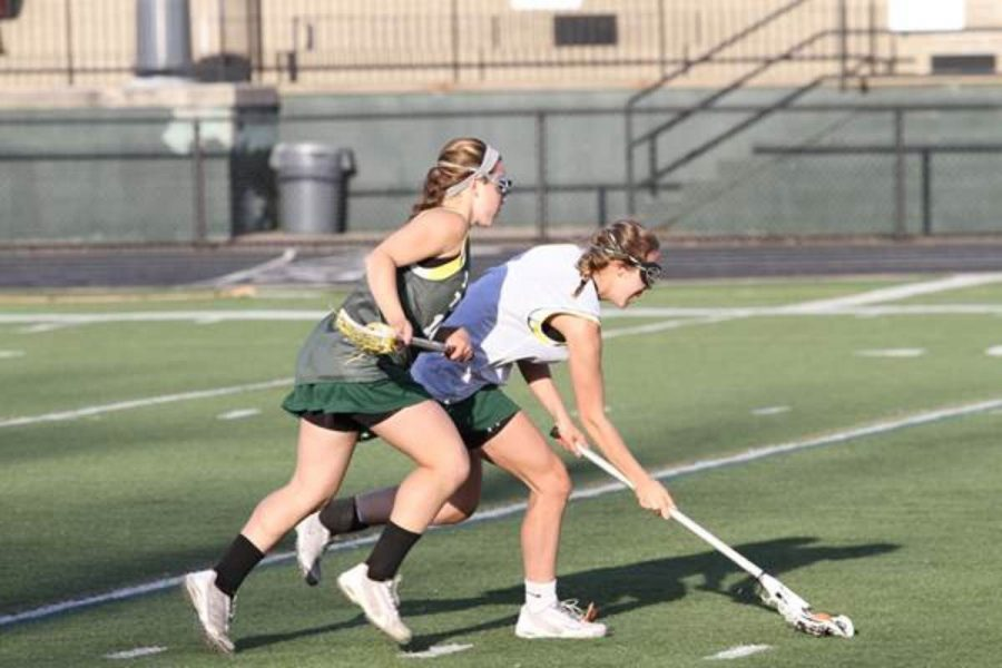 Varsity Girls Lacrosse has their first game tomorrow April 7. The girls are coming off of a win at state from the previous year. The returning seniors have large shoes to fill but hope for success under the direction of Coach Ed Clark.