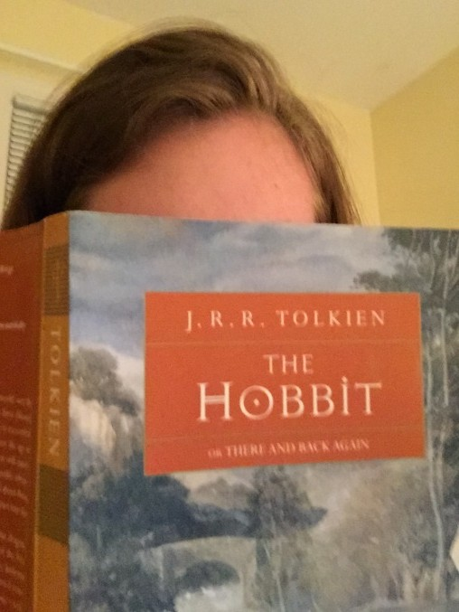 """When asked what book she wants everyone to read, Wessinger promptly said, """"J.R.R Tolkien's The Hobbit. I hope that after reading that they would want to look into the Lord of the Rings series, but I would recommend The Hobbit first."""""""