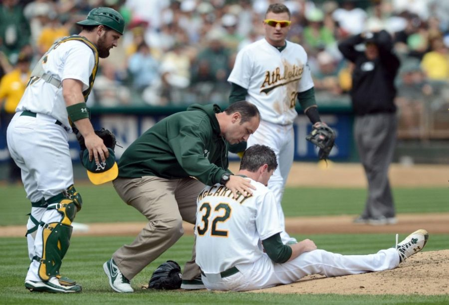 Pitchers putting themselves at risk for serious injuries