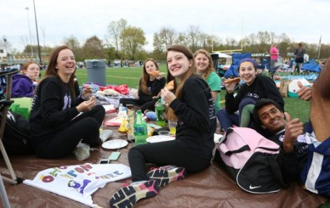 Putting the fun in fundraising: Relay for life inspires