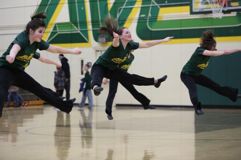 Dancers ending season together