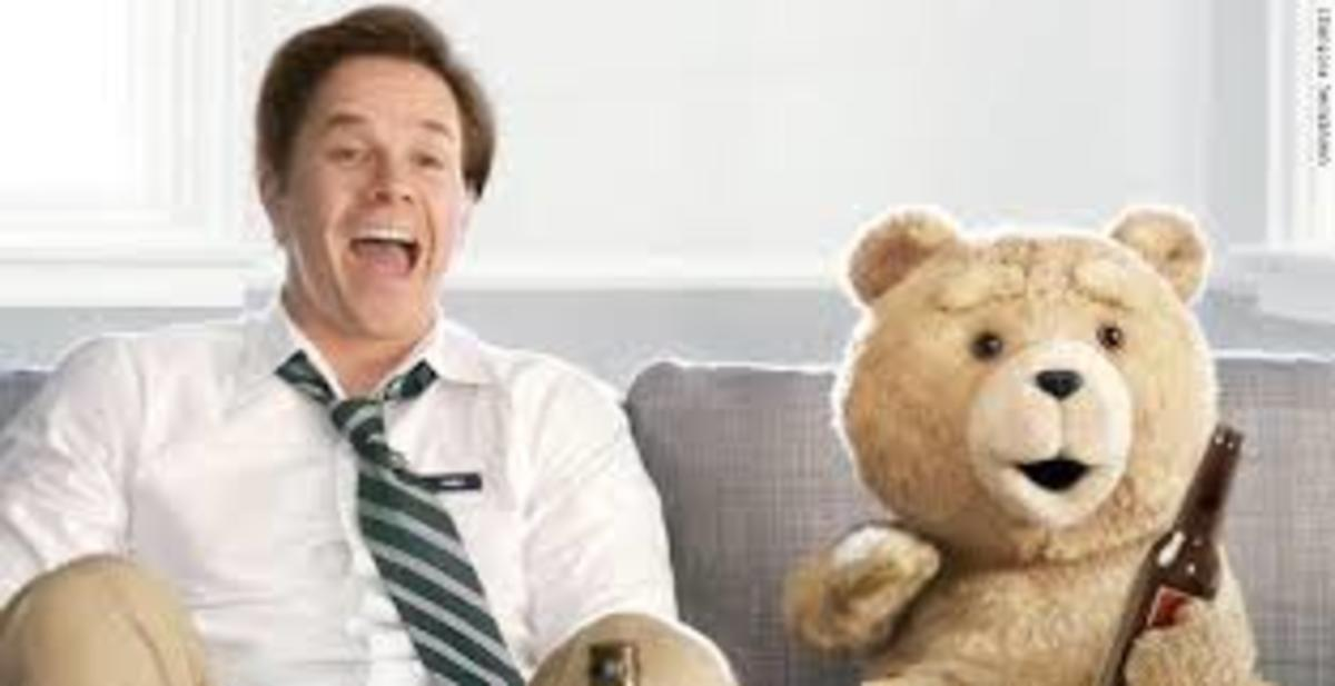 """""""Ted 2"""" features comedian Seth MacFarlane. The movie will be released on June 26. The Ted franchise has grossed over $550 million to date. Image by MCT Photo"""