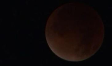 People all over the world gathered around to see the Super Blood Moon eclipse on Sun., Sept. 27, 2015. The Chinese Mid Autumn festival happens on the night where the moon is at its fullest and brightest, and this year it was celebrated on the night of the Super Blood Moon. The moon was at its closest position to the earth and appeared bright red.