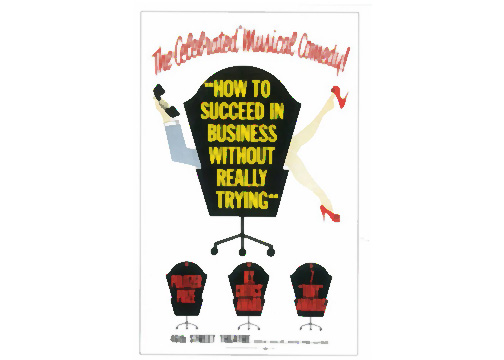 How to Succeed in Business without Really Trying was performed at the Stained Glass Theater in Newprot, KY through Nov. 7. The Stained Glass Theater will be performing Picnic, Jesus Christ SuperStar, and My Way in upcoming months.