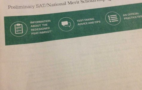 College Board released one practice test of the new format. It was the first glimpse of the new version, content, and scoring method. The math portion had two sections: calculator portion and non-calculator portion.