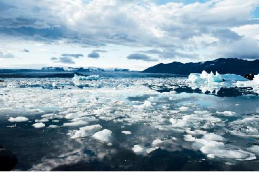 Rising+temperatures+will+increase+the+rate+and+which+glaciers+and+ice+caps+melt+and+cause+early+ice+thaw+on+rivers+and+lakes.+Sea+ice+will+increasingly+retreat.+According+to+scientists+at+the+U.S.+Center+for+Atmospheric+Research%2C+the+Arctic+could+be+ice-free+in+the+summer+of+2040.+