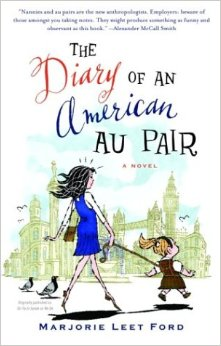 Diary of an American au pair follows the young Melissa as, out of work and at odds with her fiance, she heads to England in search of a new life as the nanny of the titled Haig-Ereildouns. A witty and light read, Ford highlights both the ups and the downs, the triumphs and hardships of being an American in England and performing the task of nanny to three children.