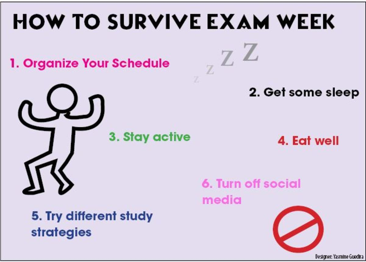 how to survive the first week