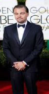 """Leonardo DiCaprio arrives at the 73 Annual Golden Globe Awards show at the Beverly Hilton Hotel. Dicaprio won the award for Best Actor in a Motion Picture for his role in """"The Revenant."""" This is the third Golden Globe that he has won. Photo courtesy of: MCT Photography."""