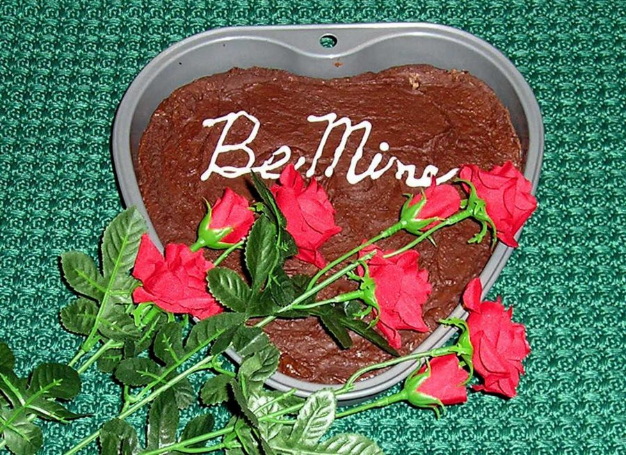 The+chocolate+cake%2C+with+the+message+%E2%80%9CBe+Mine%E2%80%9D+on+it%2C+combined+with+the+bouquet+of+roses+is+one+popular+common+tradition+among+couples+on+Valentine%E2%80%99s+Day.+However%2C+some+prefer+to+be+more+original+and+present+their+lovers+with+more+weird+but+thought+provoking+gifts%2C+such+as+a+cheeseburger+hat+and+edible+underwear.+Some+countries+also+practice+interesting+Valentine%E2%80%99s+traditions%2C+such+as+presenting+your+Valentine+with+an+intricately+carved+wooden+spoon+in+Wales%2C+or+having+%E2%80%9CBlack+Day%E2%80%9D+on+Apr.+14+for+single+people+in+South+Korea.+