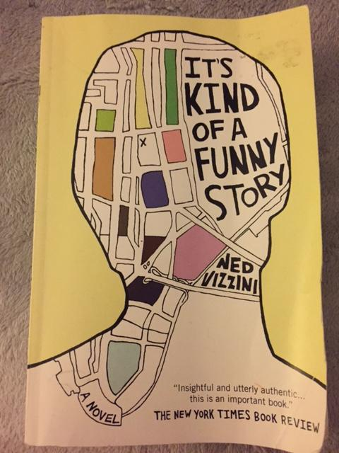 The book It's Kind of a Funny Story, by Ned Vizzini covers the strong topic of mental health. It's based on his own stay in a psychiatric hospital. It makes a heavy topic easier to digest, and has an interesting plot line.