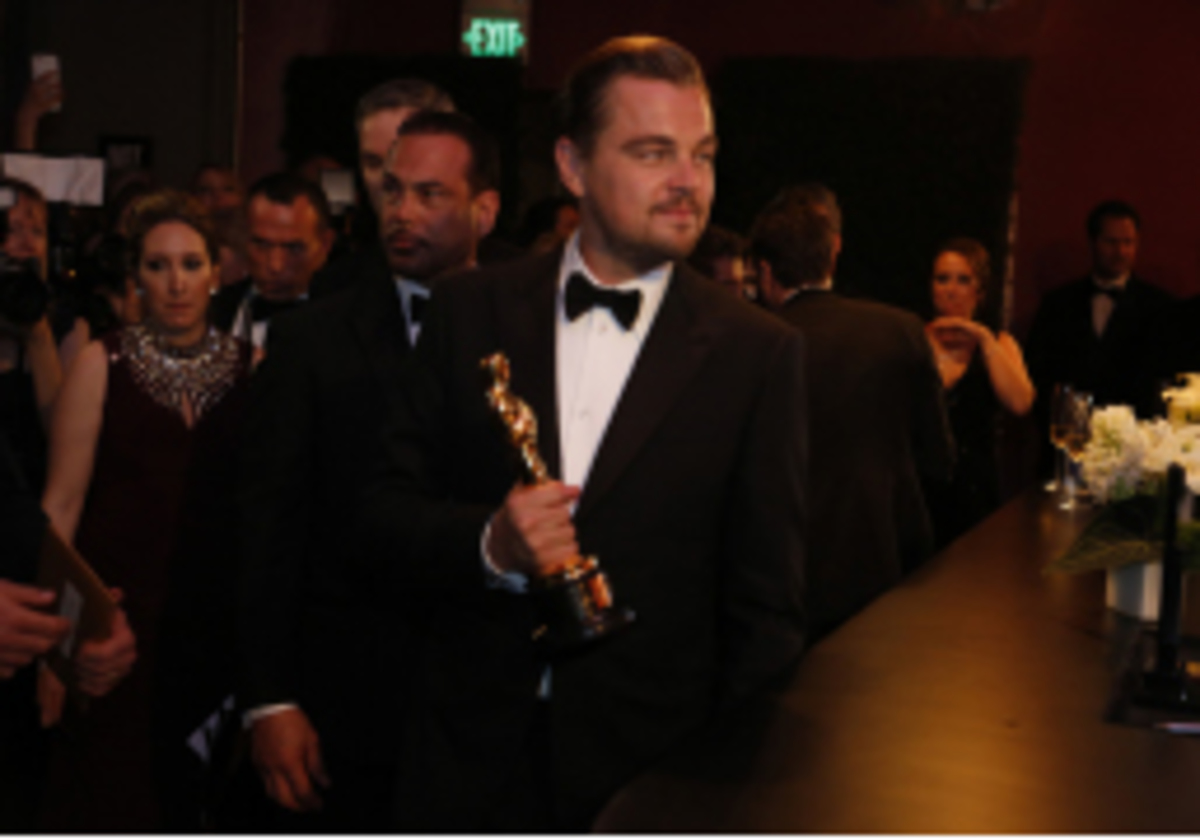 Academy Awards race controversy