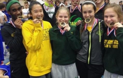 Track conditioning leaves students sore