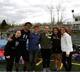 Sotropa (left) and friends at Relay For Life 2015. Sotropa's team was called Once Upon A Cure and they raised over 1000 dollars. This year Sotropa's team is called Aves 10s. Aves 10s hopes to raise over 1500 dollars before April 18th.