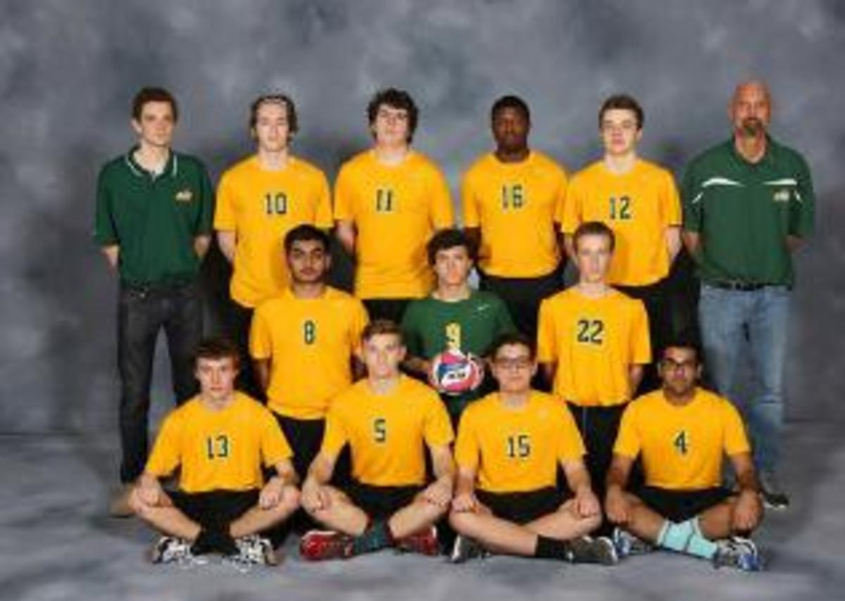 Boys volleyball spikes into season