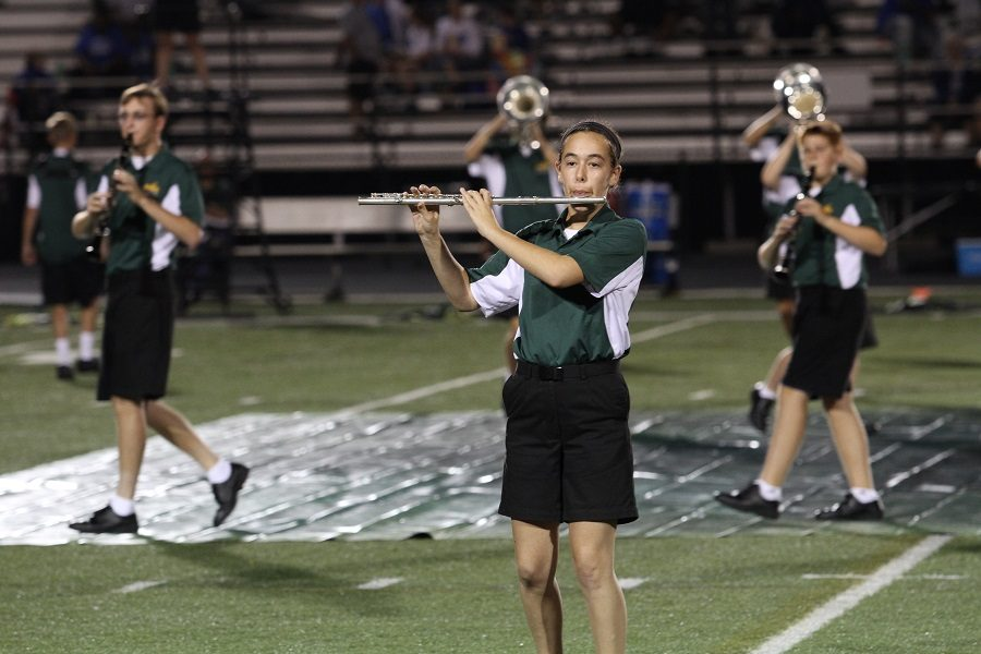 Students in the marching band are heading to Disney this fall. The students will perform in EPCOT this trip. More than just another performance experience, this trip enables the members to bond.