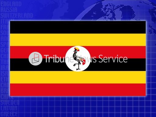 This is a Ugandan flag that represents the country that the  student-run organization U4U supports. U4U holds fundraisers and events to support destitute Ugandan children emotionally and financially. Come to the next U4U meeting and become a member, all are welcome!