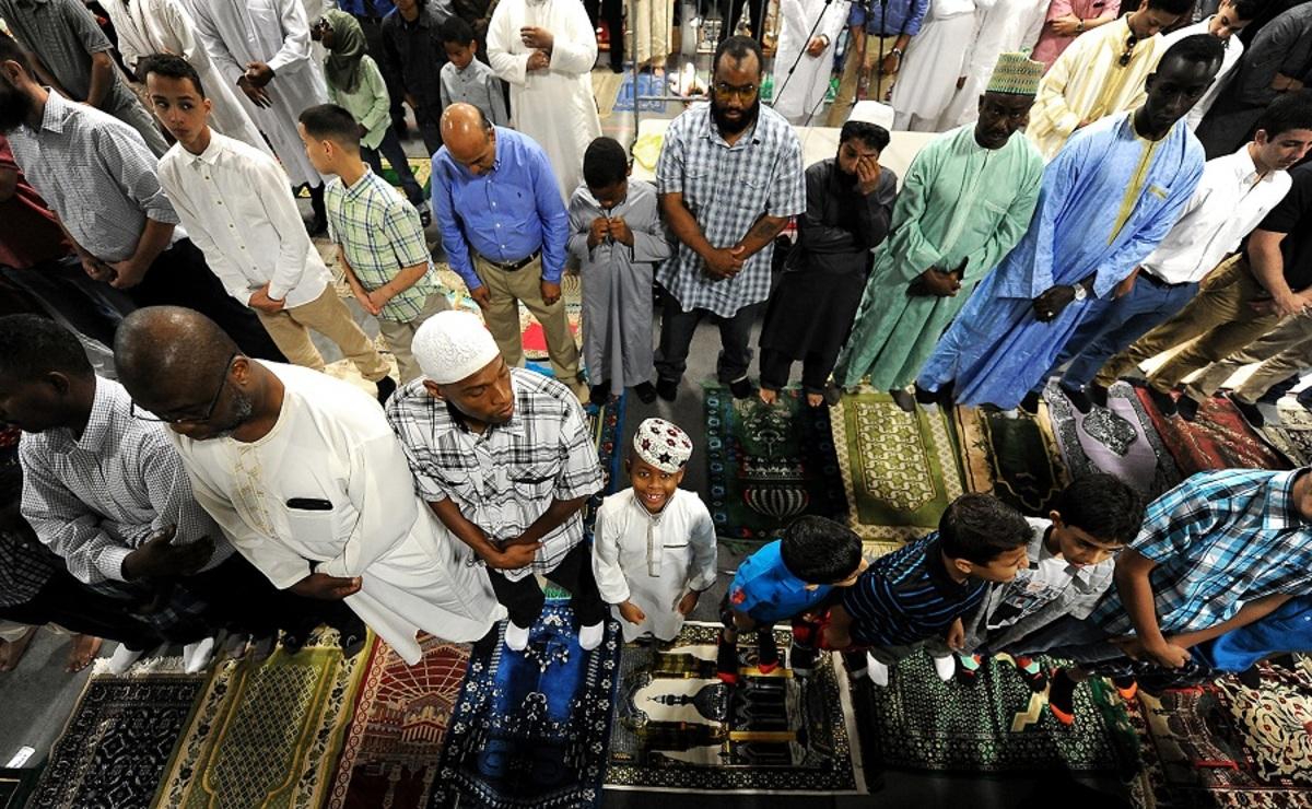Eid Mubarak celebration in Concord