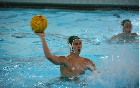 Water polo faces off against college teams