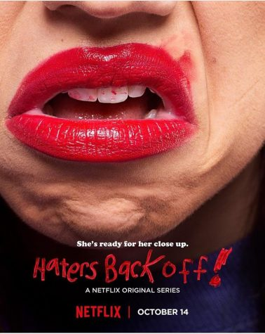 'Haters Back Off'