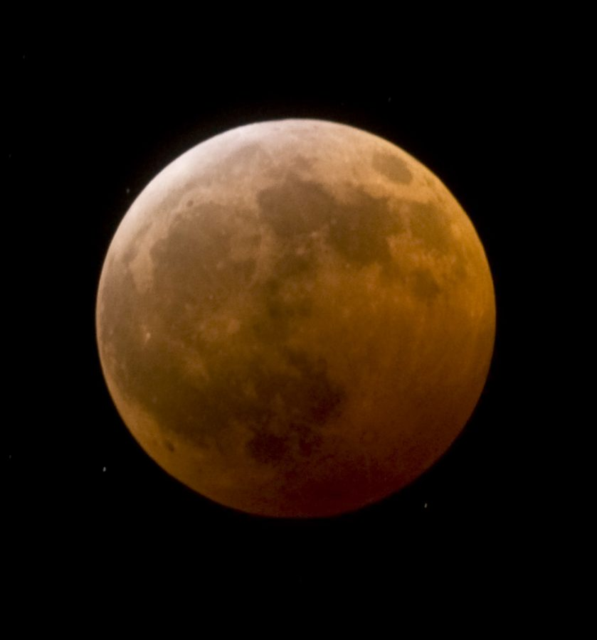 The supermoon was visible all over the world on November 13 and 14. It occurs when the moon is full and close to the earth, making it appear brighter and larger than usual. The next supermoon such as this will not occur until 2034.