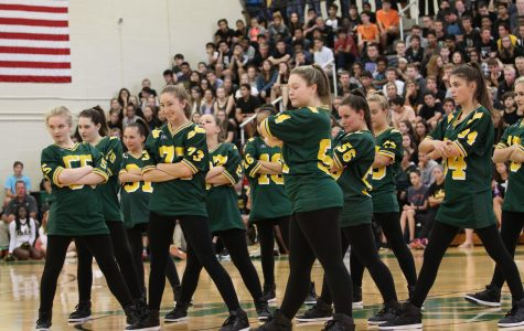 Pep rally sparks spirit