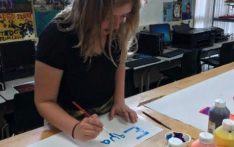 Spreading love: students promote positivity