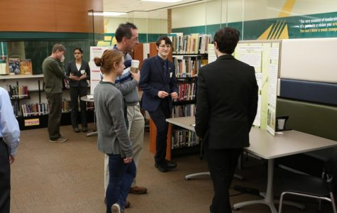 Science fair erupts with new ideas