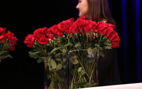 NHS induction ceremony recognizes outstanding students