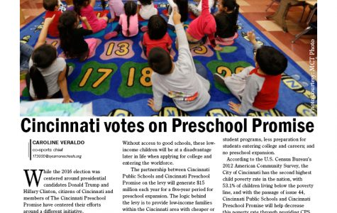 Cincinnati votes on Preschool Promise
