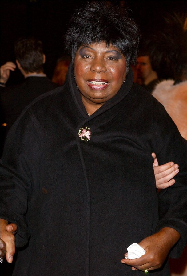 Simone, seen here in 2002 attending a benefit concert in New York. Simone broke out of a single genre and expanded her discography and style of music like no one before her.