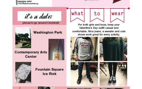 Valentine's Day guide, dating stories